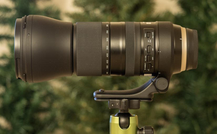 Tamron 150-600mm G2